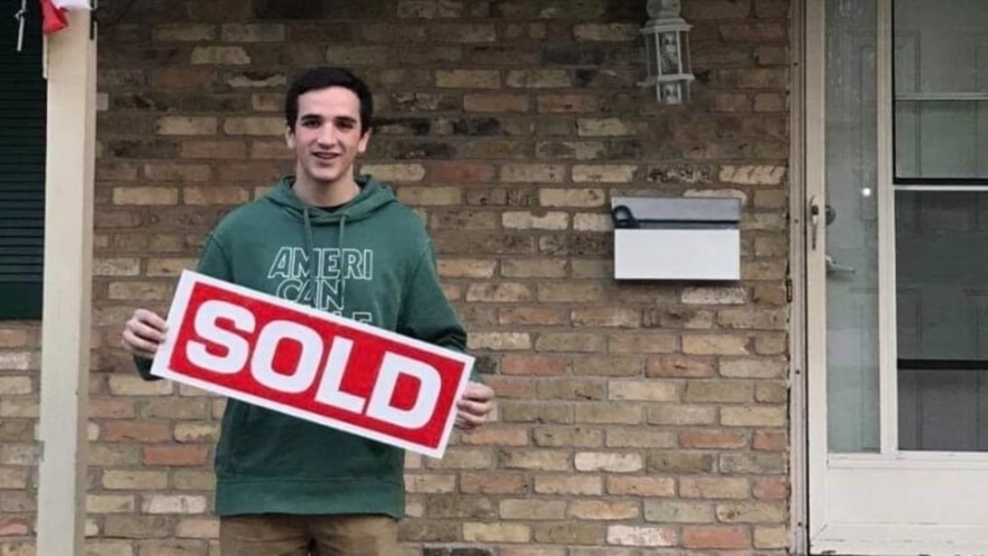 How this 16-year-old became a landlord in a red-hot market