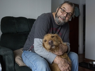 'A great relief': Landlord responds to story, accommodates senior and beloved pet